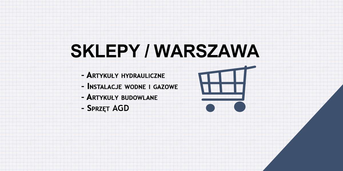 Sklep instalacje wodne i gazowe leroy merlin instalacje gazowe warszawa willagaz Sklepy designerskie warszawa